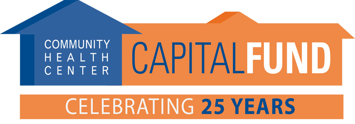 CAPITAL FUND 25th Anniversary Logo