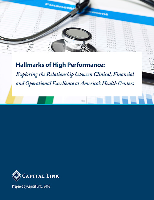 Report Hallmarks High Performance Americas Health Centers