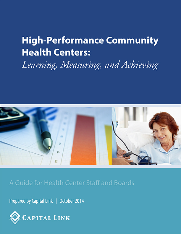 Thumbnail High Performance Health Centers