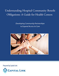Understanding Hospital Community Benefit Obligations Cover