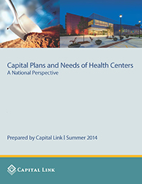 Report Capital Plans and Needs of Health Centers 2014