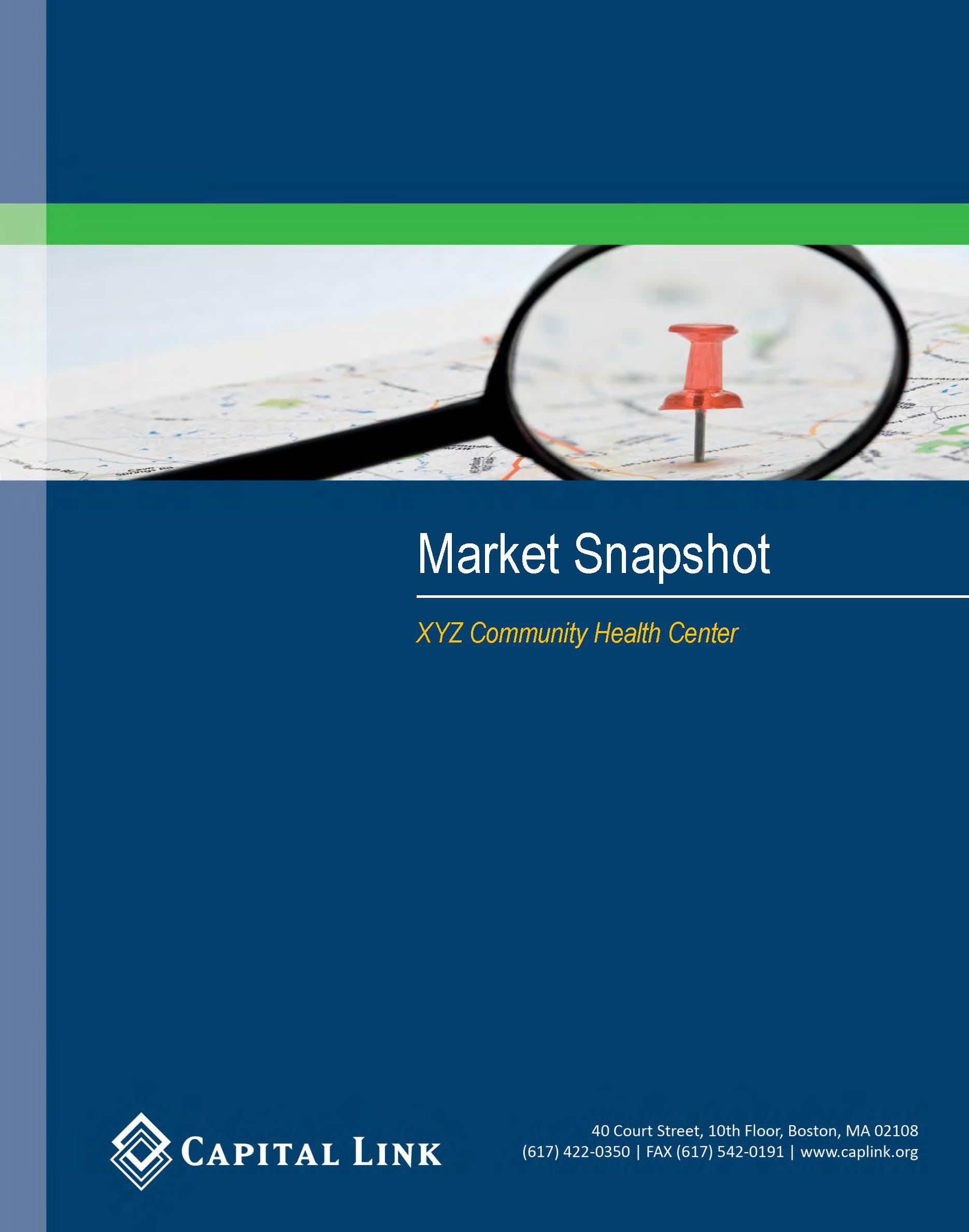 Market Snapshot Sample